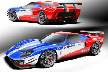 "SUPERFORMANCE TO DEBUT ""FUTURE GT FORTY"" GT40 SUPERCAR IN MAGNAFLOW BOOTH AT 2018 SEMA SHOW"