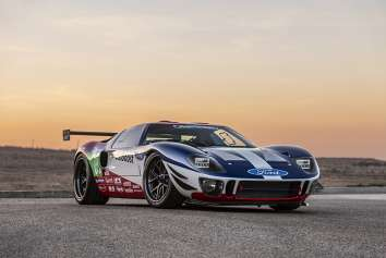 Superformance GT40 Replica Offers Ford GT EcoBoost V-6 Power for $179,900