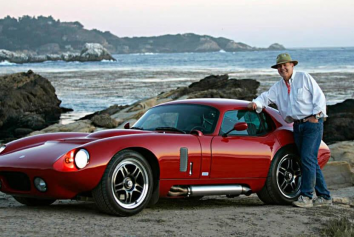 Now you can buy a Daytona Coupe from the original designer!
