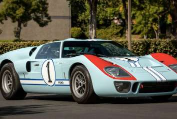 Superformance Taking Orders For 'Cinema Series' GT40 Replicas