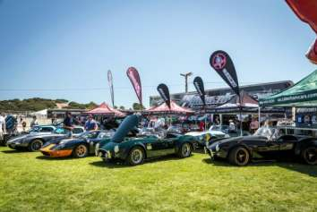 Superformance to Host 2016 Team SHelby Monterey Experience