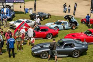 """Monterey Car Week"" 2016"