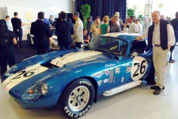 Monterey Car Week August 2015