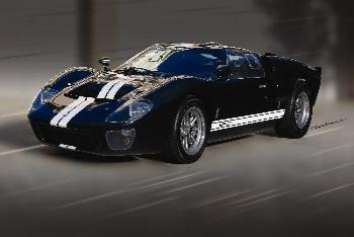Superformance GT40 included in Shelby American Automobile Club (SAAC) registry