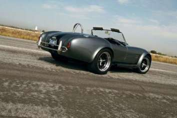 Superformance MKIII - Owner Frank Liautaud