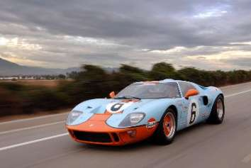 Bloomberg: GT40 'Ferrari Killer' Returns