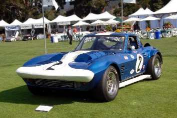 New from Superformance -1963 Corvette Grand Sport