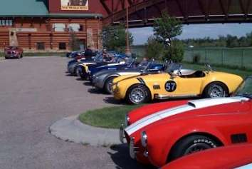 Superformance owners gather in Hastings NE. May 2009