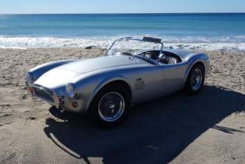 The Superformance MKII Slab Side. This $100,000 Cobra Is Vintage Shelby Heaven