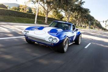 Superformance Resurrects Legendary Corvette Grand Sport