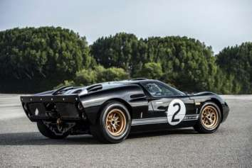 This is Shelby and Superformance's continuation GT40