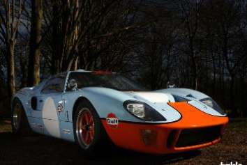 Superformance GT40 on How its made:dream cars