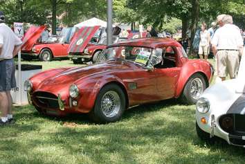 Superformance and the British Bash