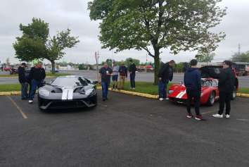 Buffalo Cars and Coffee-Time Machines GT40