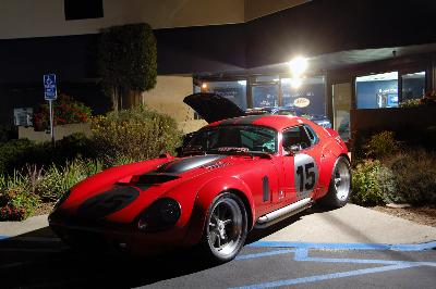 Superformance hosts the COCOA 35th anniversary meeting