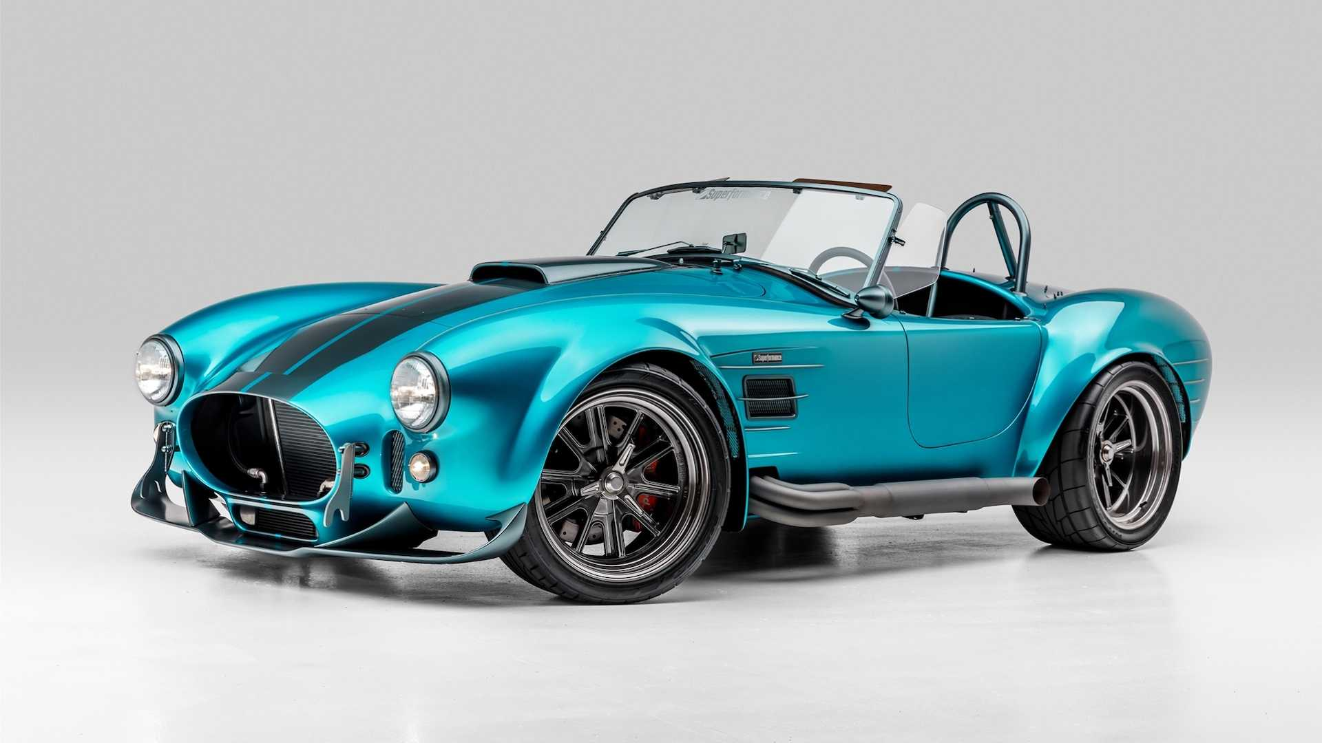 Superformance MKIII-R Is A Modern Take On The Iconic Cobra