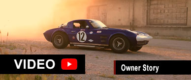 An owner of a Corvette Grand Sport talks about his love for the vehicle