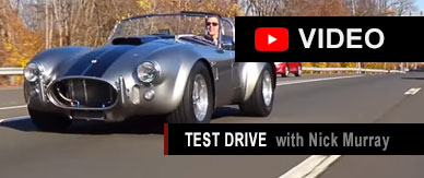 Video Review Superformance Cobra Roadster