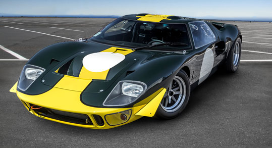 Superformance - GT40 Models