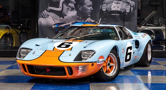 GT40 50th Anniversary