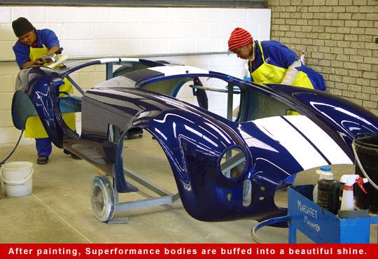 Hi Tech Automotive >> Superformance Factory